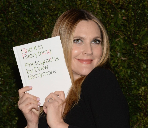 Drew Barrymore - Find It In Everything